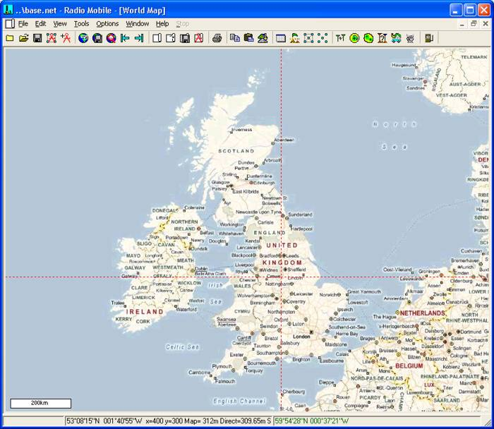 world map uk. Finally, the map height and